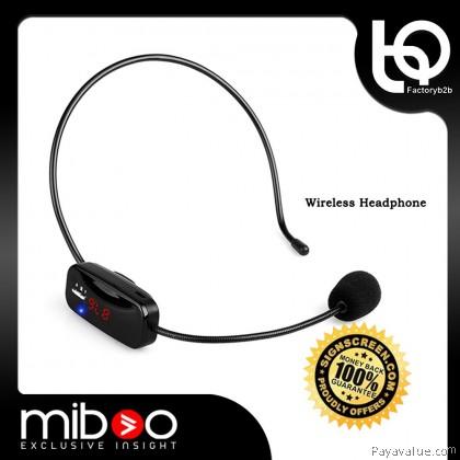 ReadyStock [B2B] Rolton Wireless Mic FM Pairing Wireless Mic K300, K500 Live FB ,IG