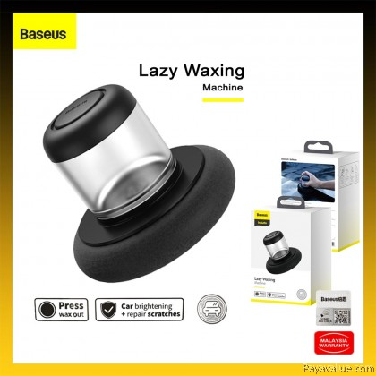 Original  Baseus Lazy Waxing Machine Vehicle Home DIY Wax Cleaning Tool Car Care Accessories With Clean Towel 100ml Wax